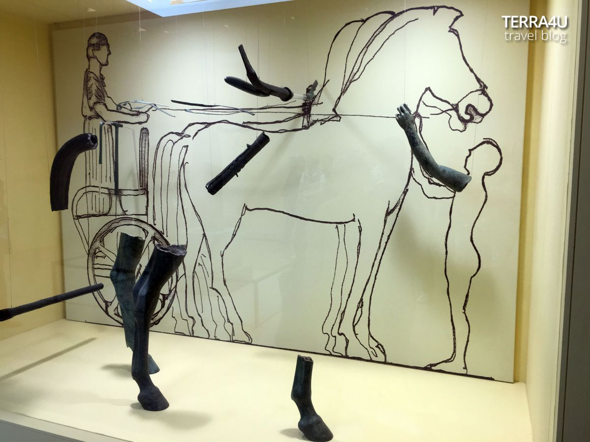 Музей в Дельфах