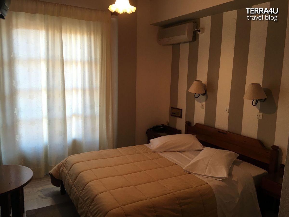 Отель в Дельфах