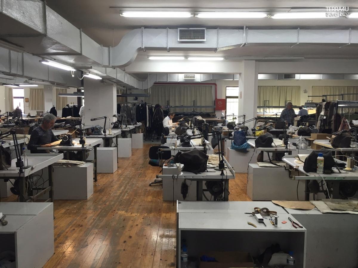 Кастория. Фабрика меха