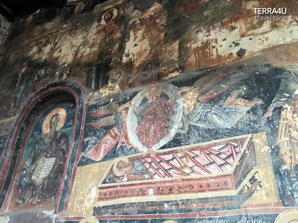 Кастория. Храм Богородицы Мавриотисы