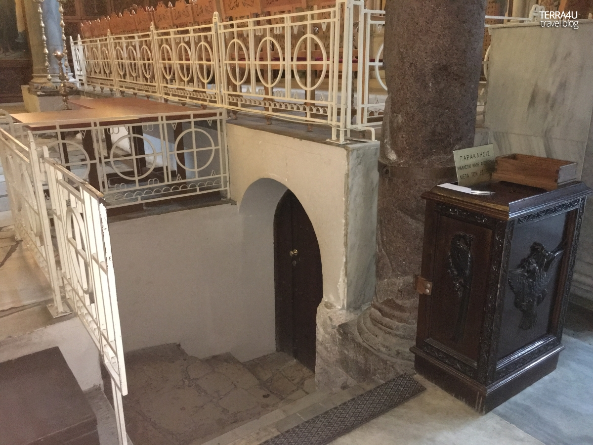 Салоники. Базилика Св.Димитрия