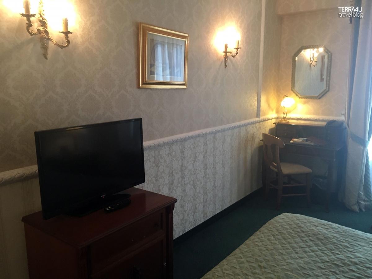 Салоники отель