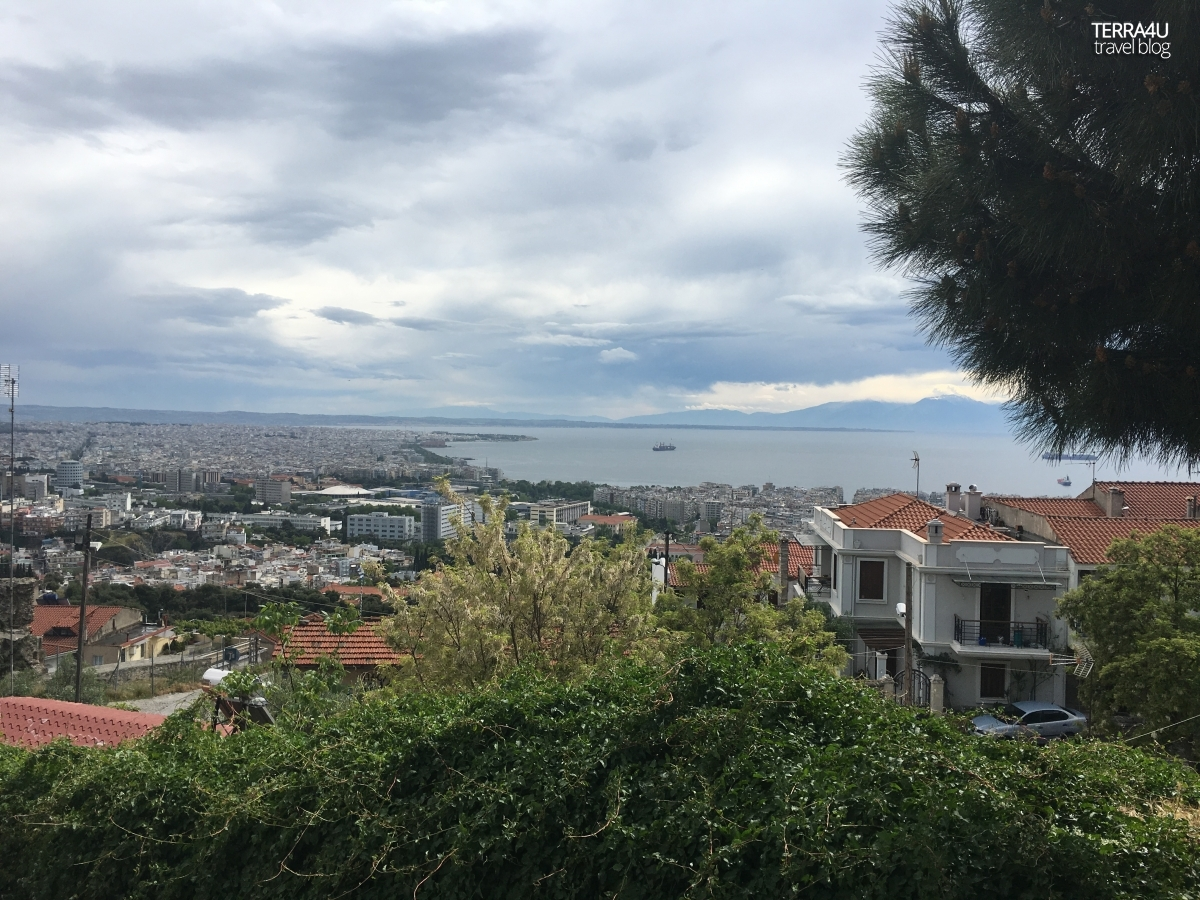 Акрополь в Салоники